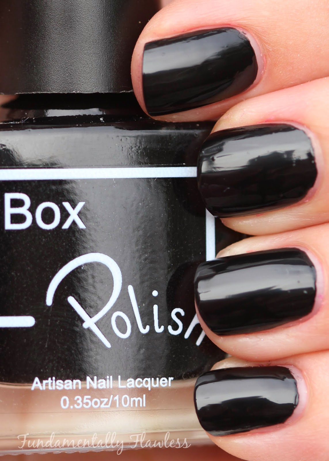 Box Polish Miaow swatch