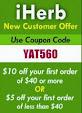iHerb.com discount code