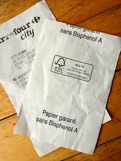 7 tips to reduce your BPA exposure from sales receipts