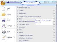 Cara mengubah tampilan standar dan format pada Ms Excel