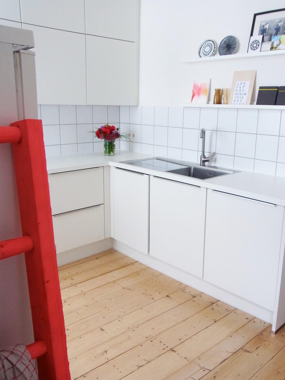 Kvik: Home sweet Home: Unsere Küche
