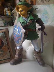 Papercraft Link al 300%