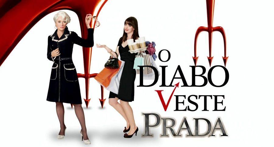 O Diabo Veste Prada - Blu-Ray Torrent Imagem