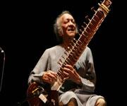 legendary musician Pandit Ravi Shankar