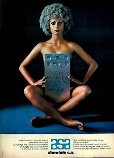 propaganda ASA - 1971, reclame década de 70;  propaganda década de 70; Brazil in the 70s; Reclame anos 70; História dos anos 70; Oswaldo Hernandez;