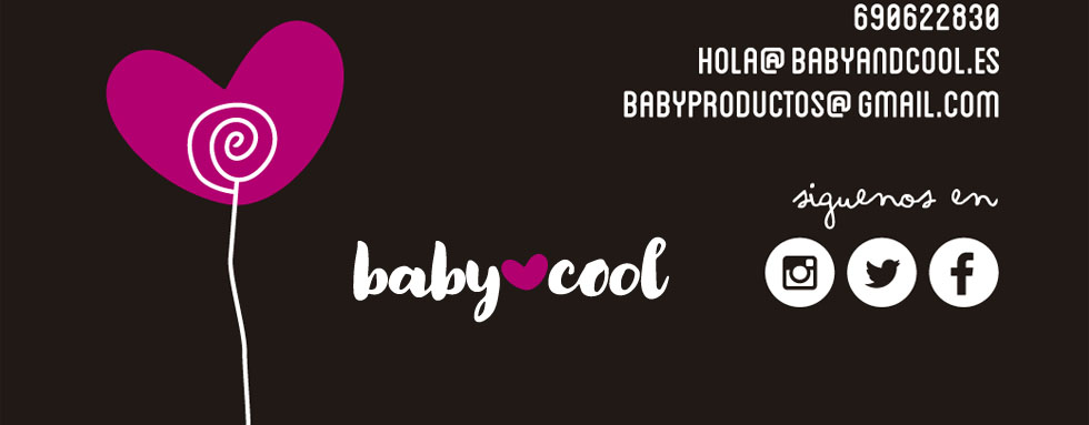 BABY AND COOL : BABY PRODUCTOS - BABY PRODUCTS