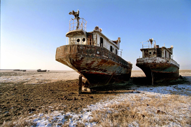 Aral-tó, természeti katasztrófa, NASA, környezeti katasztrófa, Kazahsztán, Üzbegisztán,