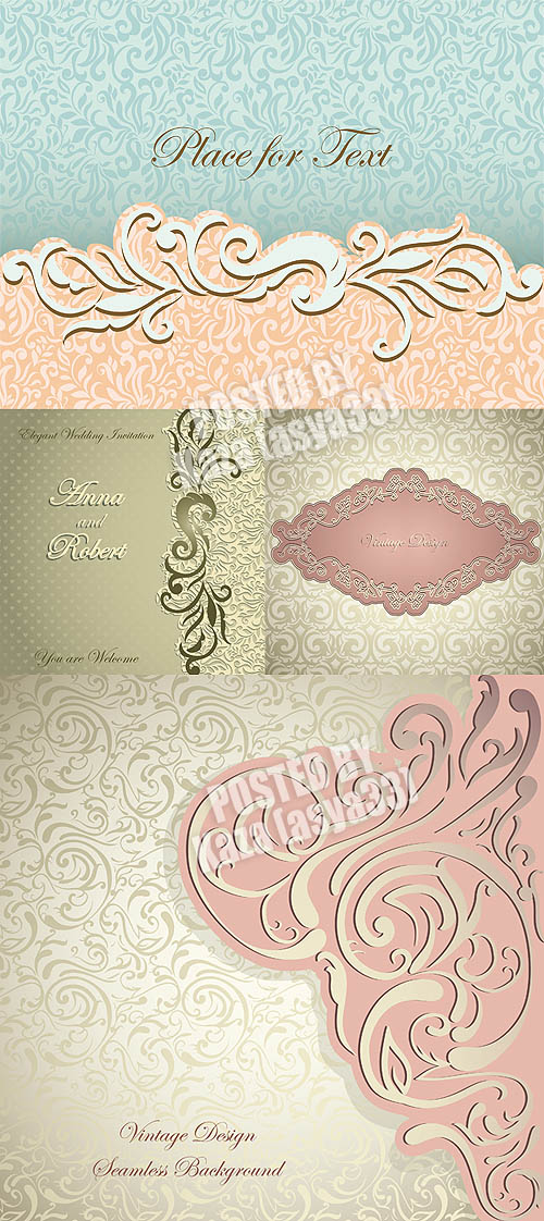 Fine Khmer Wedding invitations 07