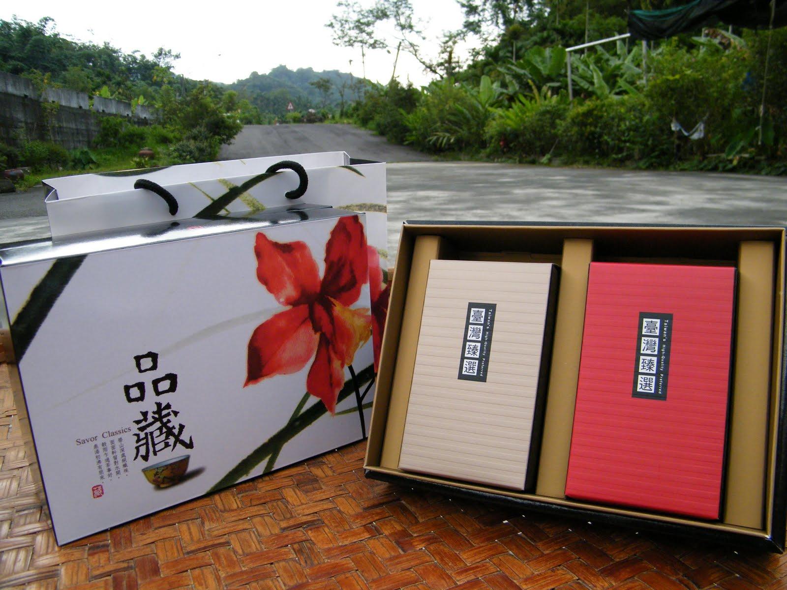 2014 中秋茶葉禮盒