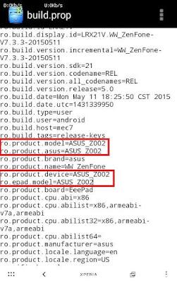 Asus Z002 Build Prop