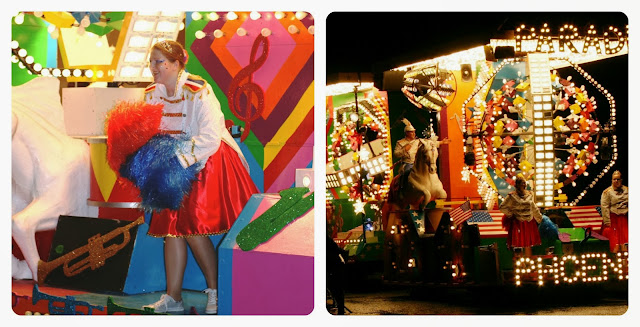 Phoenix Carnival Club - 2009 - Parade