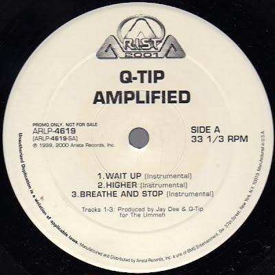 Q-Tip – Amplified (Instrumentals) (1999) (192 kbps)