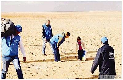 Budak Syria 4 Tahun Berjalan Seorang Di Padang Pasir: Rupanya Kita Tertipu!