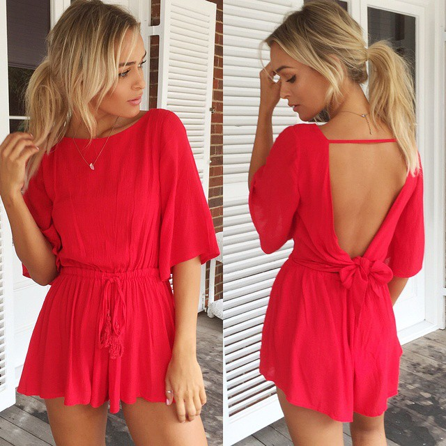 Perfect summer outdoor outfit