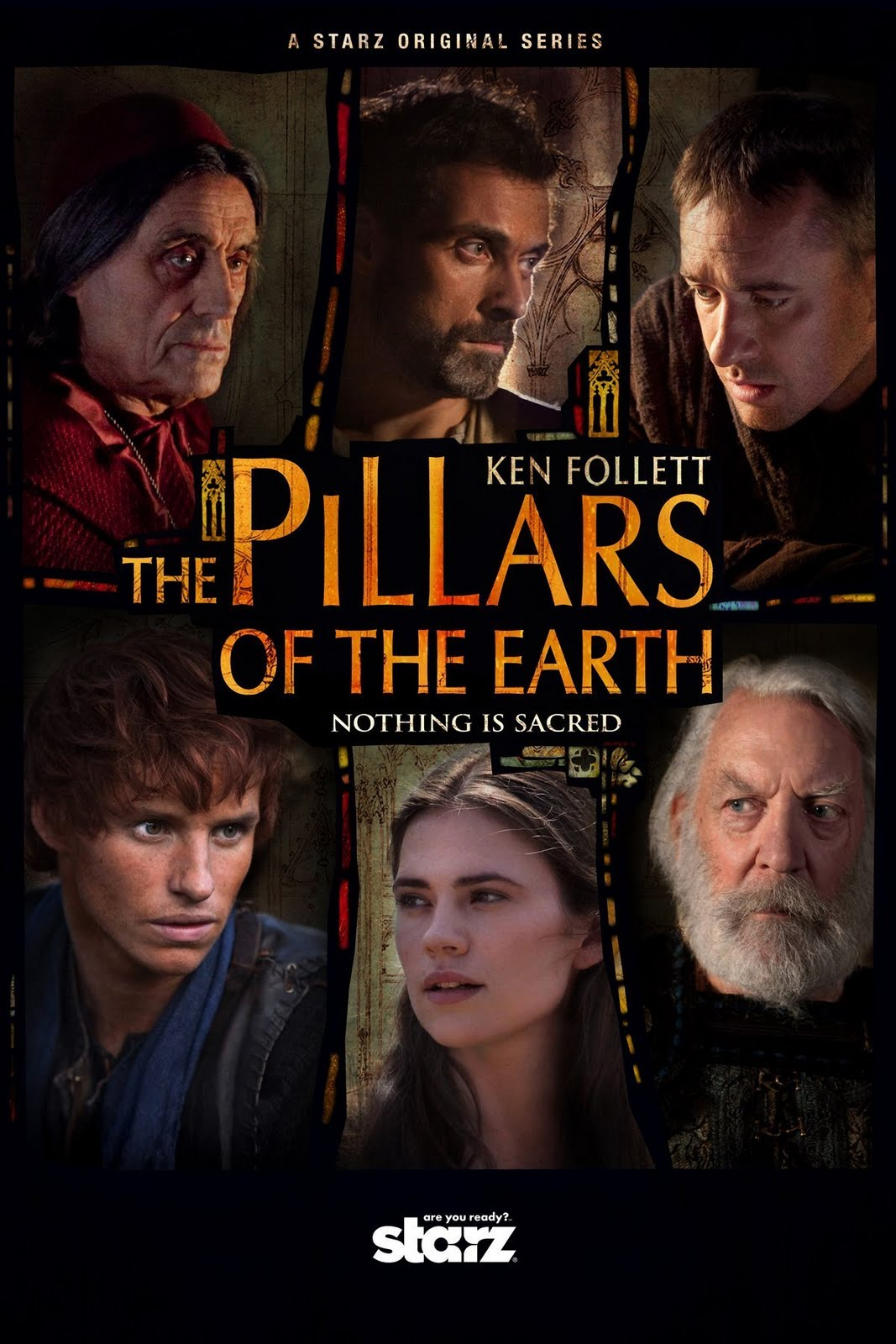 "SNEAK PEEK: Michael Caton-Jones Directing ""World Without End"" Ken Follett Pillars Of The Earth"