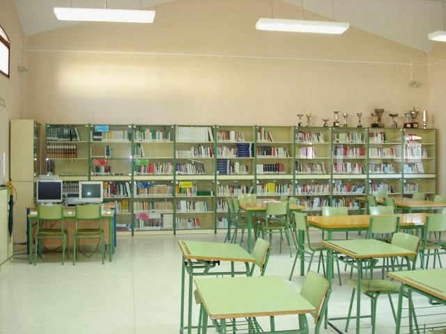 Biblioteca del centro