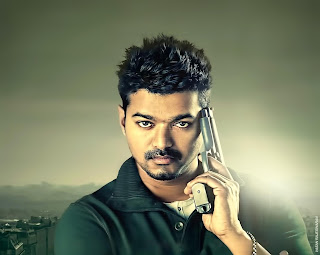 Happy Birthday To  Ilaya Thalapathy Vijay SMS
