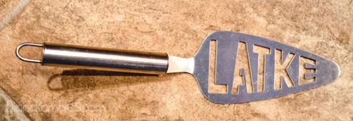 latke potato pancake spatula