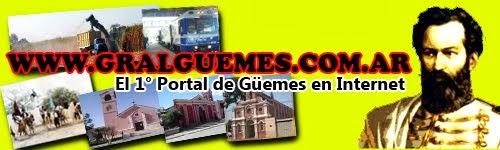 Bienvenidos | Diario Digital  | El Portal de Güemes Es de Salteño