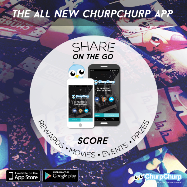Join Churp Churp now and be rewarded! Click the link!