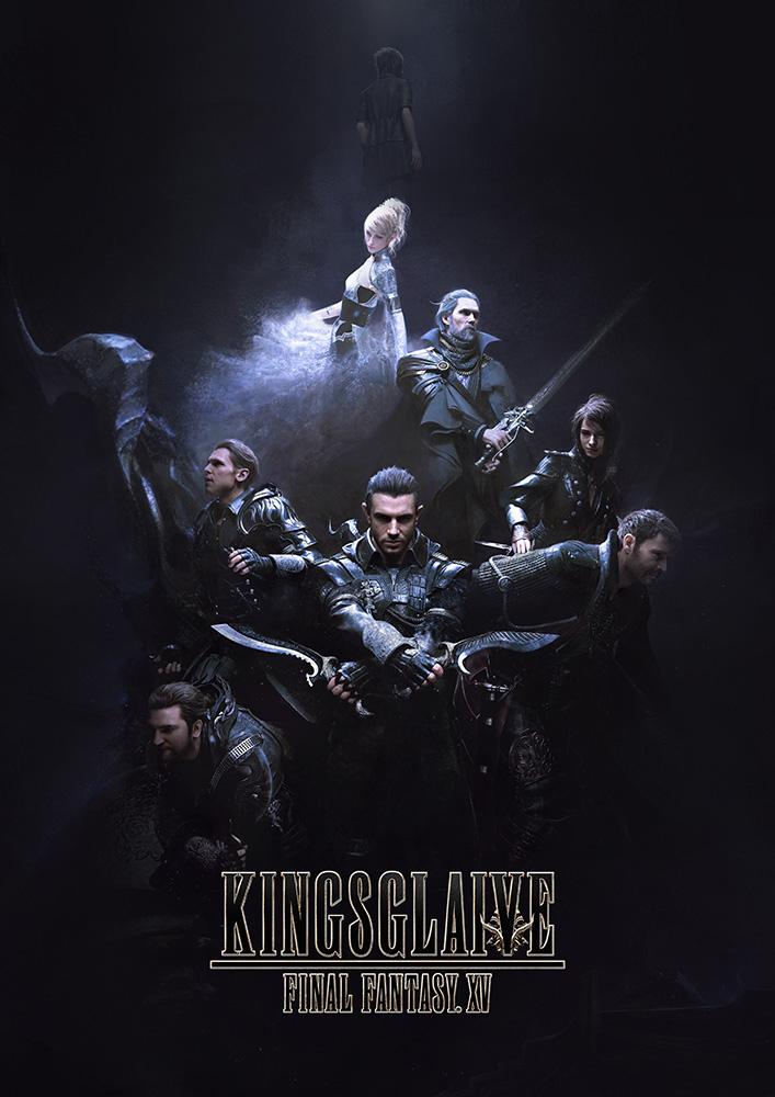 Kingsglaive: Final Fantasy XV Legendado