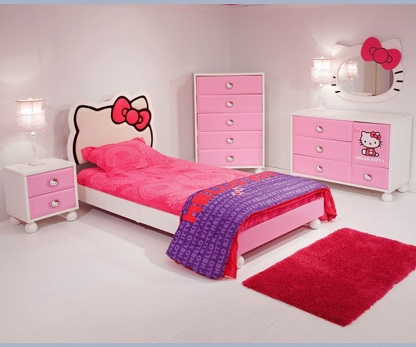 hello kitty chambre jeux - Decoration Hello Kitty Chambre