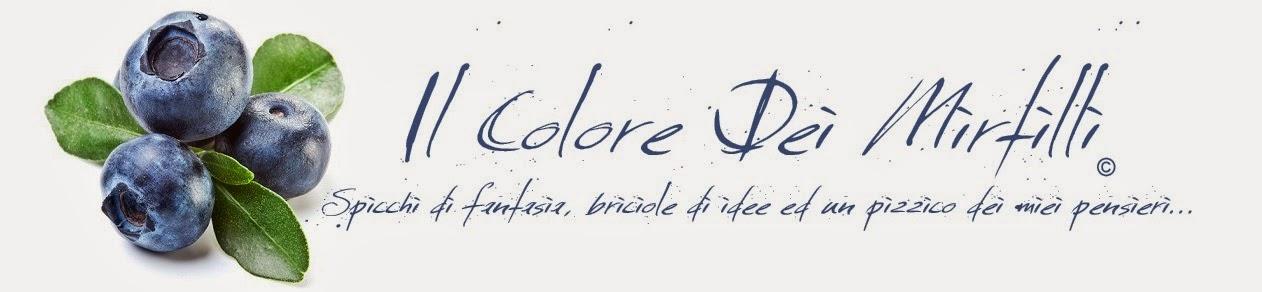 Il Colore dei Mirtilli
