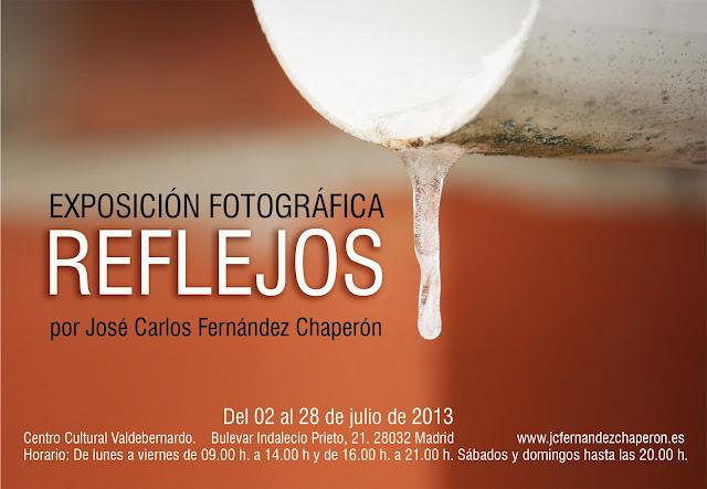 Exposición fotogáfica julio Valdebernardo