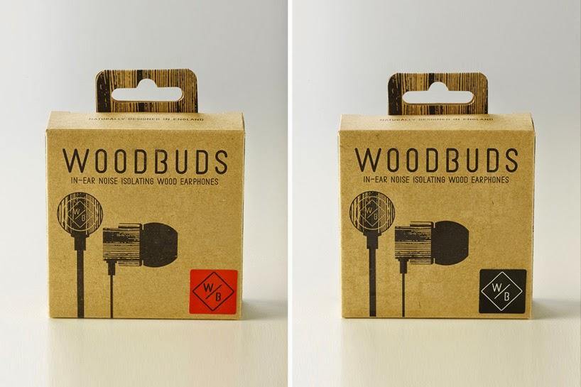 Audifonos de Madera, Accesorios de Musica Responsables con el Medio Ambiente