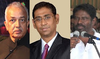 Three Cabinet Ministers Appointed