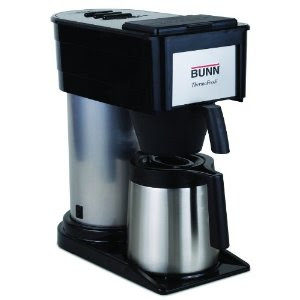 How Many Scoops Of Coffee For Bunn Coffee Maker : Bunn Coffee Makers