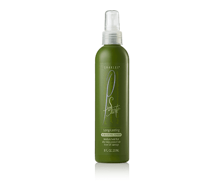 Long-Lasting Finishing Spray