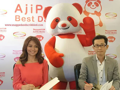 Kathryn Bernardo Renews Contract As Brand Endorser Of AJI-NO-MOTO