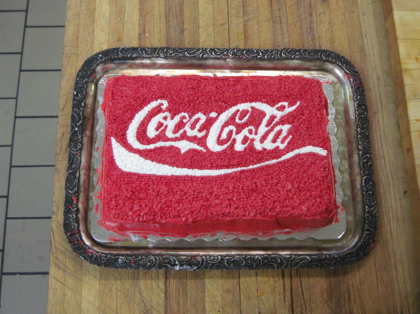 Coca-Cola Party Ideas on Pinterest | Coca Cola Party, Coca Cola Cake ...