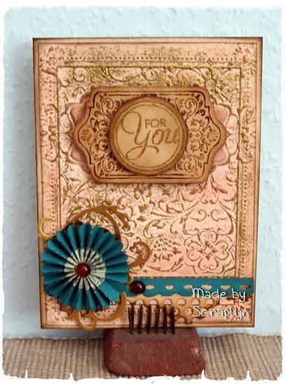 reliëfpapier van stempels