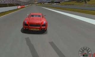 X-Motor Racing demo