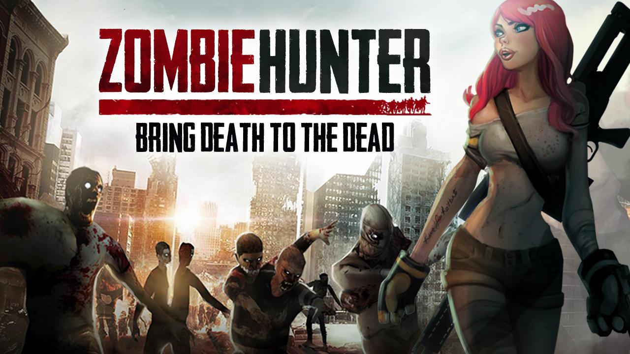 hunter zombi