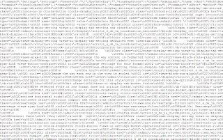 Comment résoudre l'erreur d'Ajax lorsque vous enregistrez les paramètres d'une view., A Unix Mind In A Windows World