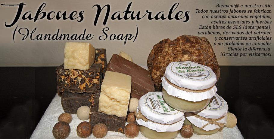 Jabones Naturales  (Handmade Soap)