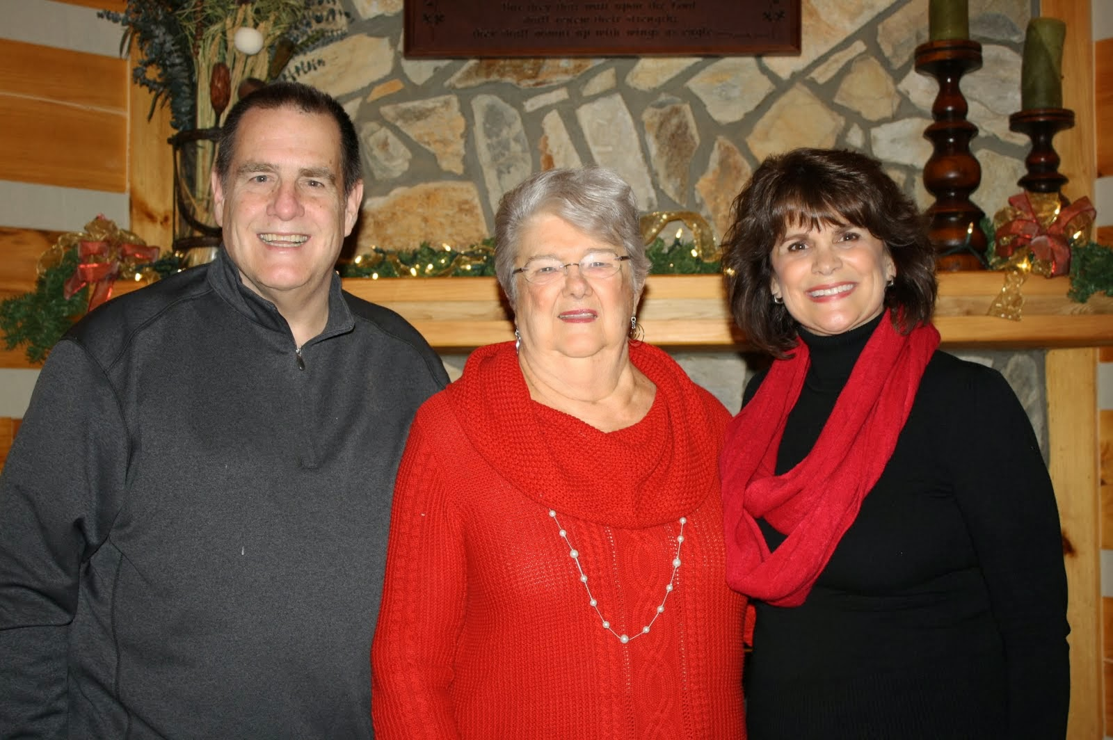 EZ, Ginny & Linda