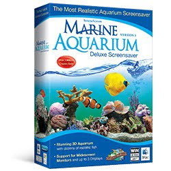 3DBox w250 tcm23 129433 Download   Marine Aquarium v3.2.5991 + Serial