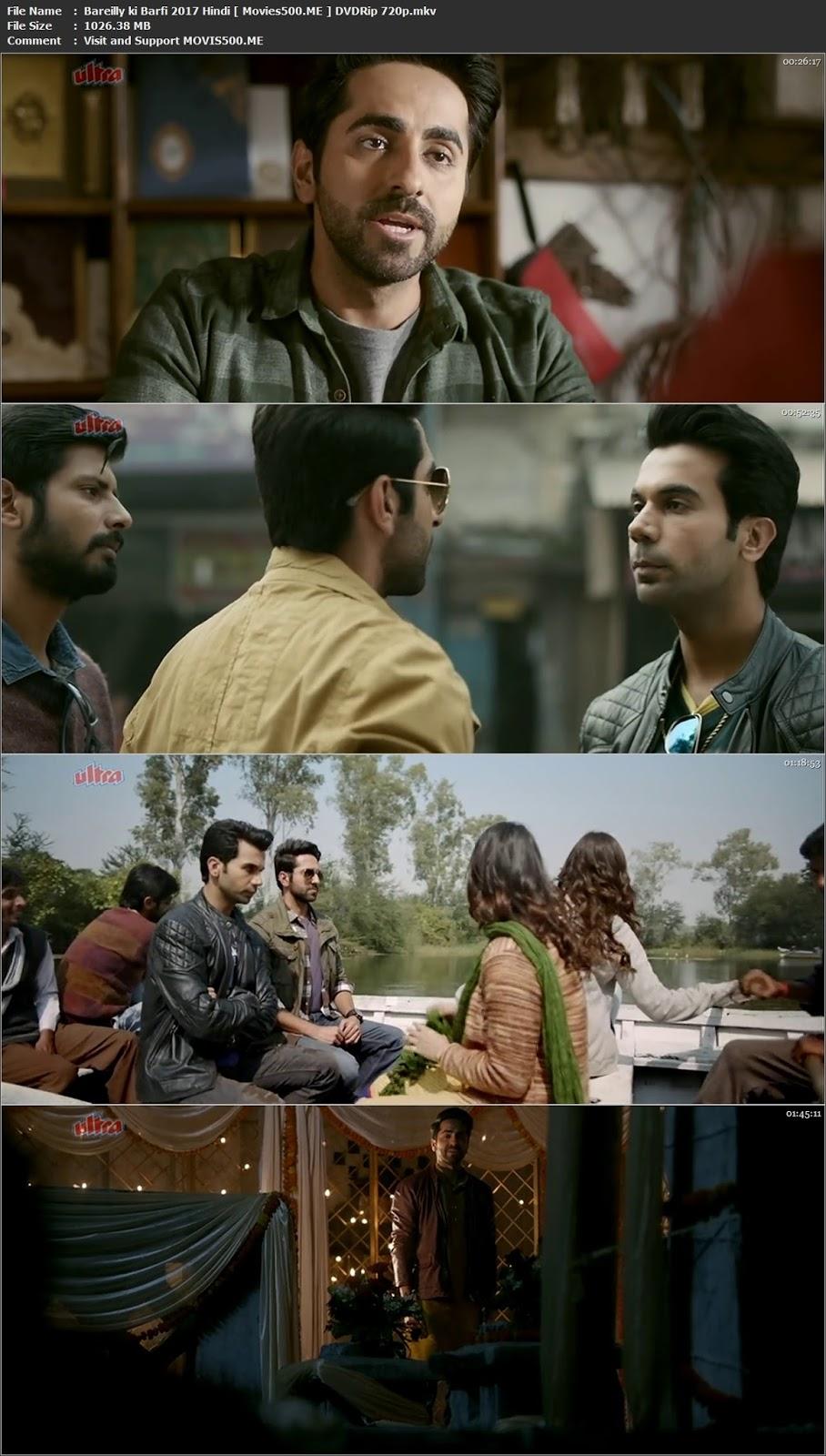 Bareilly Ki Barfi 2017 Hindi Full Movie DVDRip 720p at tokenguy.com