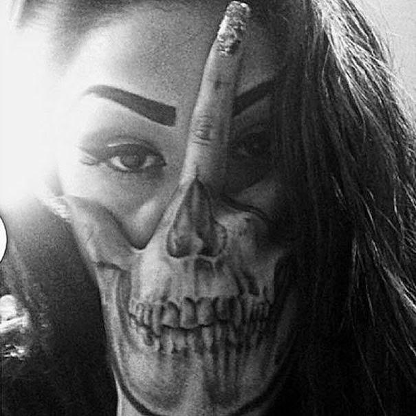 los tatuajes mas creativos