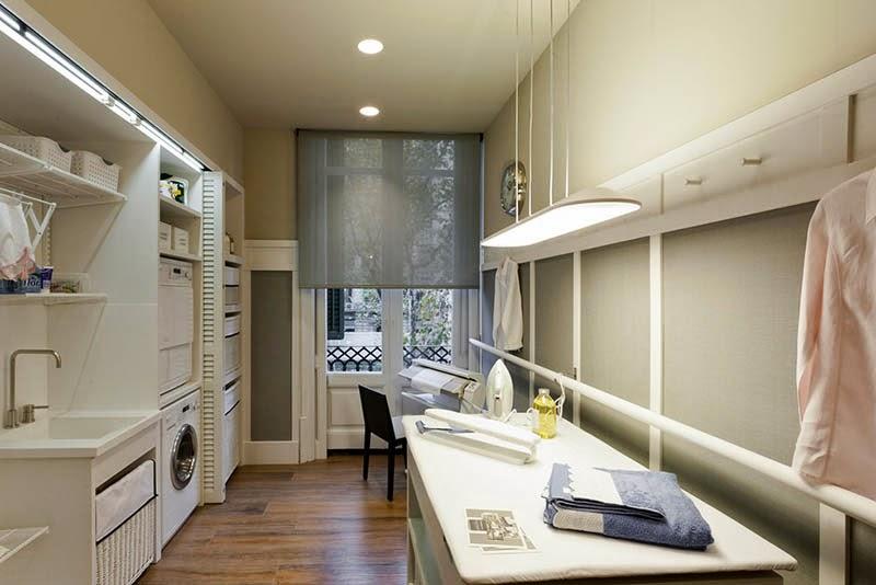 La maison 17 decoraci n interiorismo un cuarto de lavado for Cuartos lavaderos