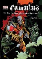 Camulus - El fin de los gigantes formoré - II