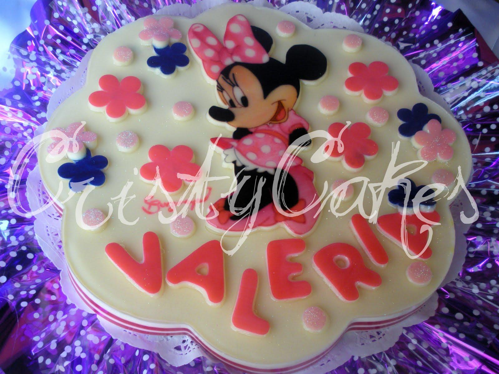 Gelatina de colores Minnie bebé mouse - Imagui