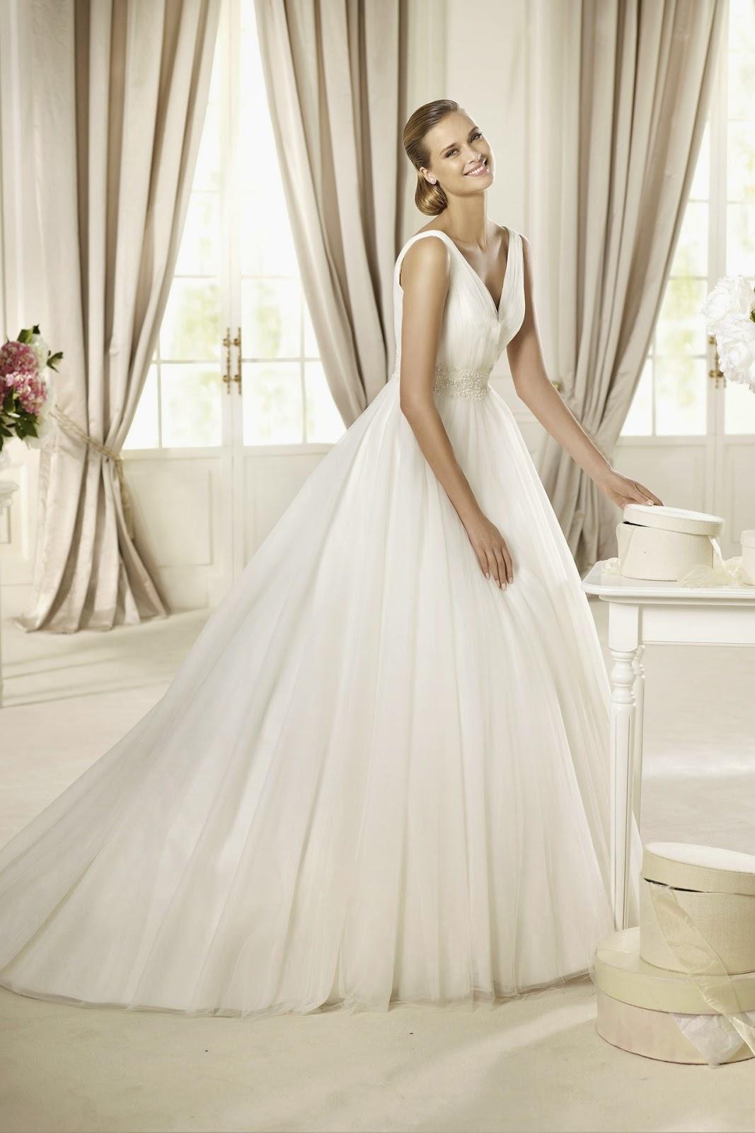 liés pronovias collection robes de mariée 2011 collection robes de ...