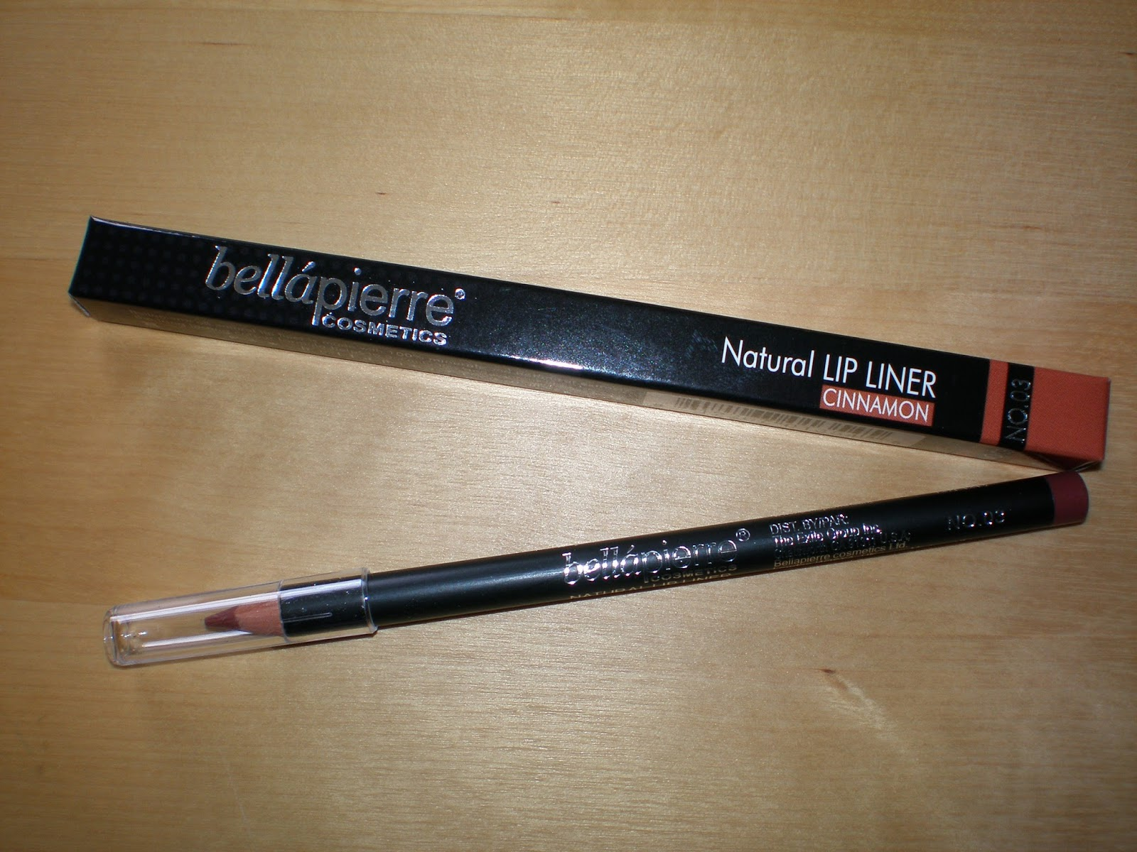 Bellapierre cosmetics Natural Lip Liner in Cinnamon