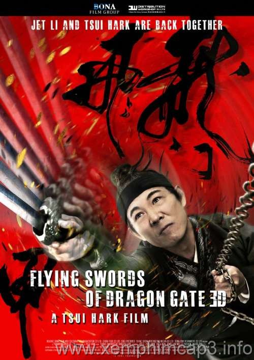 Long Môn Phi Giáp 3d Flying Swords Of Dragon Gate