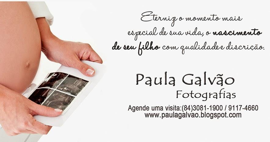 Paula Galvão Fotografias - Fotógrafa especializada em parto